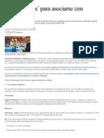 Noticias de Proyectos 2015