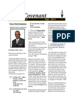The Covenant Sept 2014