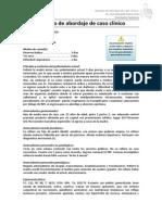 Ejemplo de Abordaje de Caso Clínico Dr. Luis Garza