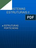 ESTRUTURAS PORTICADAS