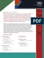 IMEX FactSheet