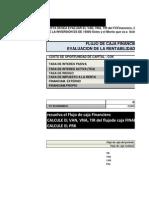 Examen Excel Financiero