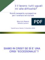intervento di Maurizio Rasera