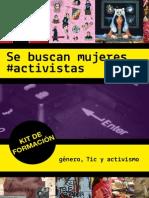 Se Buscan Mujeres Activistas