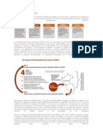 Estrategia Modernizacion de La Sgp Secretaria Gestion Publica Pcm