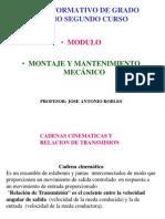 CADENAS CINEMATICAS.ppt