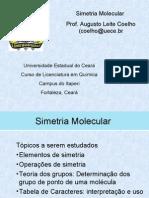 126933511 Simetria Molecular Universidade Estadual Do Ceara