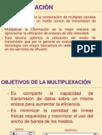 Multiplexacion - Teleco