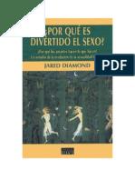 Jared Diamond - Por Qué Es Divertido El Sexo