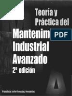 Mantenimiento Industrial Avanzado Fco j Glez Fdez
