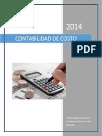 Trabajo de Contabilidad de Costo Tec.administracion 247v