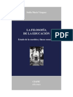1 1 LIBRO FilosofiadelaEducacionVazquez_2da_Ed