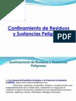 Confin de Residuo Peligroso II