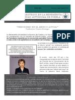 Nota Periodismo en El Mexico Actual Aristegui