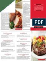 El Papel de Las Carnes Rojas en Una Dieta Saludable