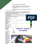 Espectros Atómicos de Absorción y de Emisión