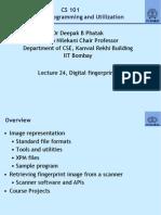 Digital Fingerprints 20oct09