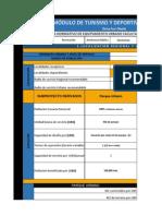 Analisis de Modulos Deportivos y Turisticos Sedesol