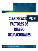 Acetatos Clasificacion Factores 1