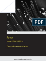 Handbook Questoes Java