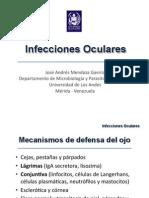 Infecciones oculares 2012
