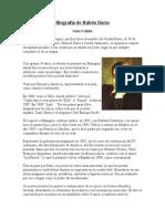 Biografía de Rubén Darío Con Fotos