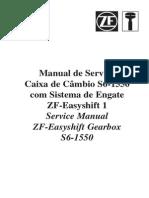 Manual de Serviço S6-1550 Easy Shift 101 Pag.