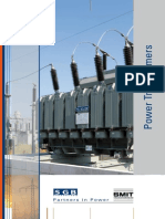 Manufacturing of Transformer