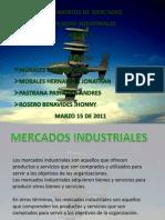 5 Mercados Industriales