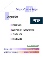 Concrete Slabs Design Example