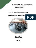 Martorell_gestion de Riesgo 2014