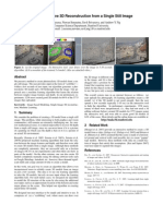 Rapid Interactive 3dreconstruction SIGGRAPH 1page