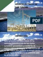 Centro Hidroelectrica de San Gaban
