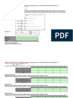 Equation K-1, K-3 Calculation Spreadsheet