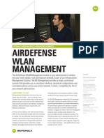 AirDefense WLAN Management