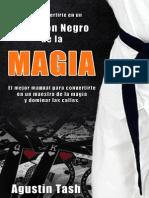 Como Convertirte en Un Cinturon Negro de La Magia