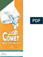 1941 Comet Catalog
