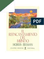El Reencantamiento Del Mundo Bermann Morris