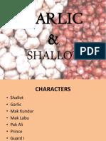 Garlic & Shallot