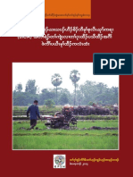 Critique of Japan International Cooperation Agency's Blueprint for Development in South-Eastern Burma (Myanmar) Brief Report (Karen) 2