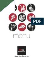 menu september 2014