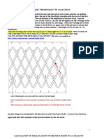 CASA KNOTS - Parts and Bights Explanations