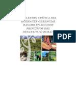 5 Cuartillas de Desarrollo Rural