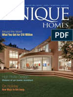 Unique Homes - The Global Issue 2013