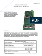Advanced Motion Controls Mc4xzgal