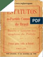 Estatutos do Partido Comunista do Brasil (PCB) - 1945.pdf