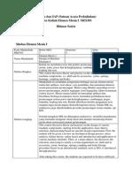 Silabus Dan SAP Elemen Mesin 1
