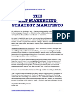 Your First 300 000 Online the Net Marketing Strategy Manifesto