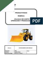 RUBRICA Productividad Presentar