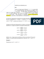Funciones Trigonométricas Hiperbólicas (1)